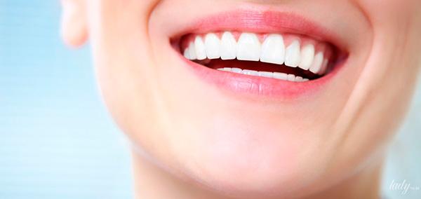 Профессиональное отбеливание зубов, фото