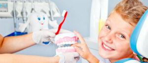 цены на лечение молочных зубов
